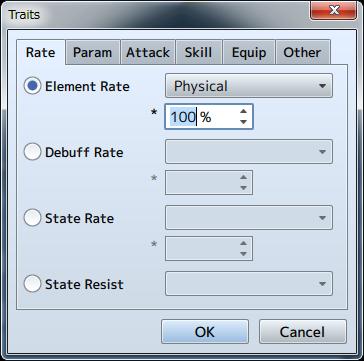 How to Set Traits